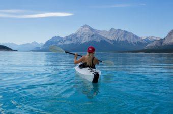 Girl, Kayak, Canoe, Kayaking, Paddle, Paddling, Boat